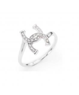 Anello Amen 'Ferro di cavalli' argento donna