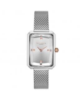 Orologio Ted Baker Cara donna acciaio / silver