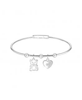 Bracciale Morellato Enjoy teddy bear/heart
