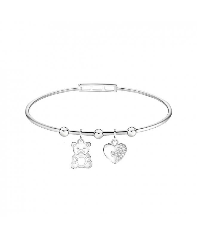 Bracciale Morellato Enjoy teddy bear/heart - galleria 1