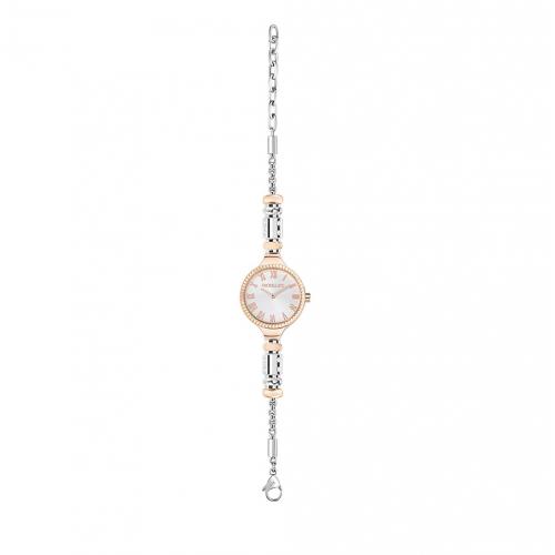 Orologio Morellato Drops donna acciaio / oro rosa donna