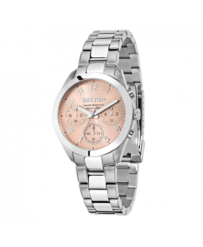 Orologio Sector 120 36mm mult rg dial bracelet ss donna - galleria 1