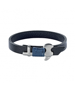 Sector Gioielli Bandy br. black leather vintage 235mm