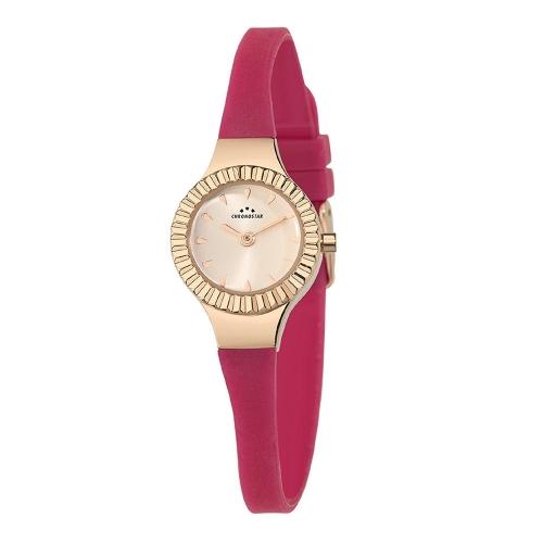 Orologio Chronostar Royalty donna rosso