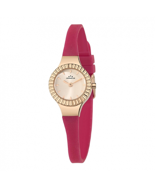 Orologio Chronostar Royalty donna rosso - galleria 1