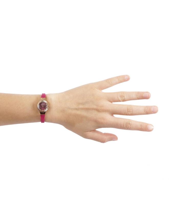 Orologio Chronostar Royalty donna rosso - galleria 2