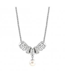 Collana Morellato donna acciaio drops / perla
