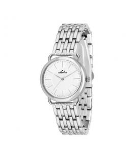 Chronostar Juliet 34mm 3h silver dial silver br