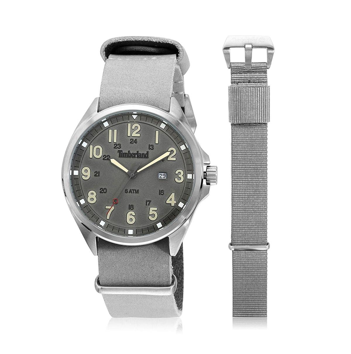 orologio timberland grigio