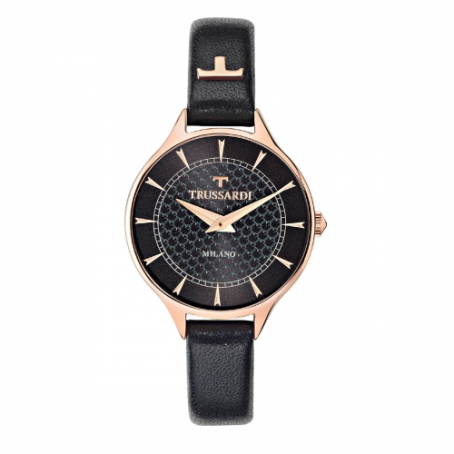 Orologio Trussardi T queen donna 28mm nero
