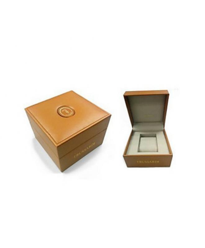 Orologio Trussardi T queen acciaio oro rosa 28mm - galleria 3