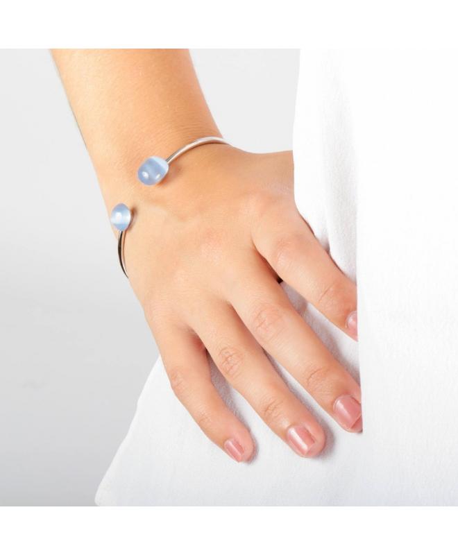 Bracciale Morellato Gemma arg.925 azzurro - galleria 2