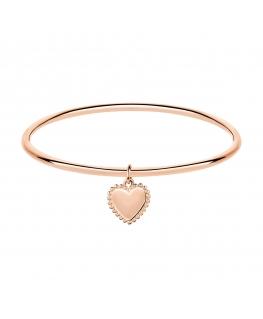 Bracciale Morellato Cerchi oro rosa cuore