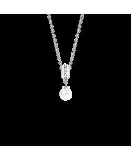 Pendente Morellato Drops perla bianca