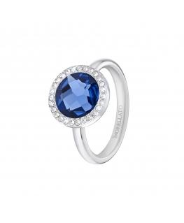 Anello Morellato Essenza donna blu