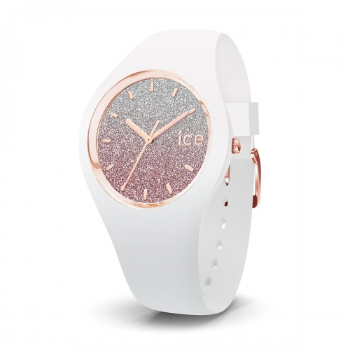 Orologio Ice-watch Ice lo - white pink - 34mm