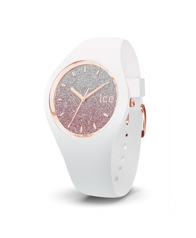 Orologio Ice-watch Ice lo - white pink - 34mm - galleria 1