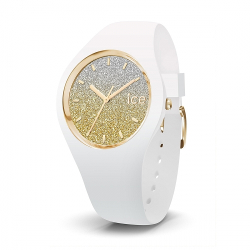 Orologio Ice-watch Ice lo - white gold - 34mm