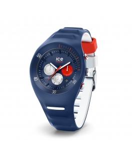 OroIogio Ice-watch P. leclercq - dark blue - crono - 44mm