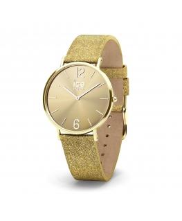 Orologio Ice-watch City sparkling - glitter - gold - 34mm
