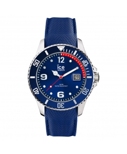 Orologio Ice-watch Ice steel - blue - 43mm