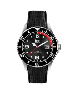 Orologio Ice-watch Ice steel - black - 43mm