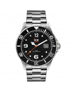 Orologio Ice-watch Ice steel - black acciaio - 43mm