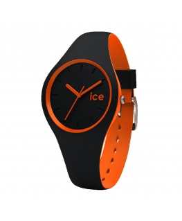 Orologio Ice-watch Ice duo - black orange - 34mm