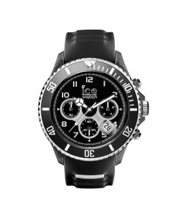 Orologio - Ice-watch - Ice carbon - crono 44mm