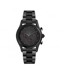 Trussardi T-light 43mm multi black dial br black