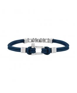 Morellato Versilia br. blue string ss anchor