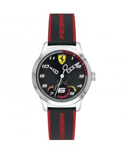 Ferrari Orol pitlane 34.00mm strap
