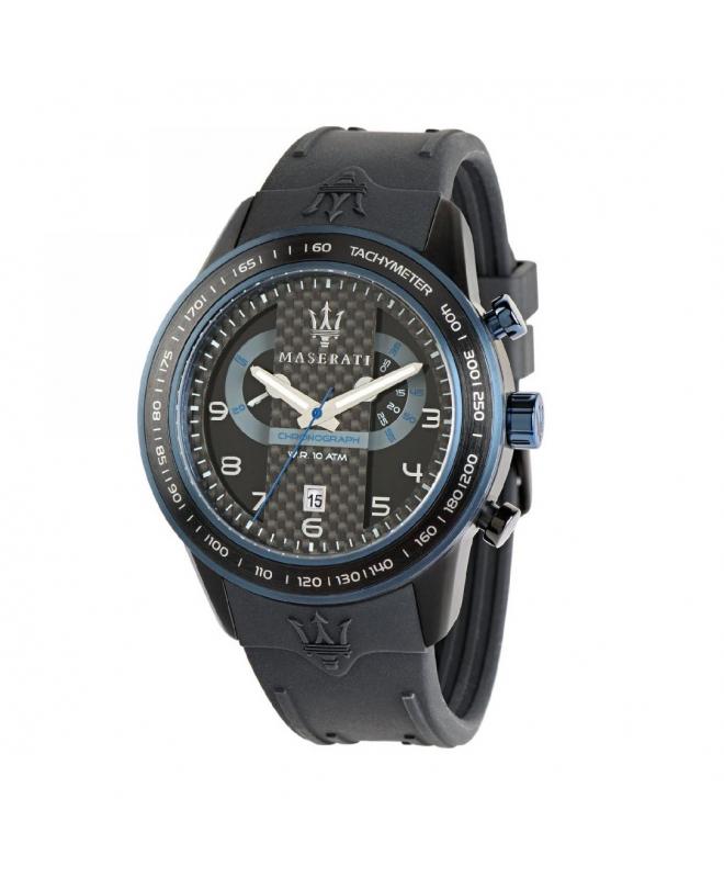 Orologio Maserati Corsa uomo chrono - 46 mm uomo R8871610002 - galleria 1