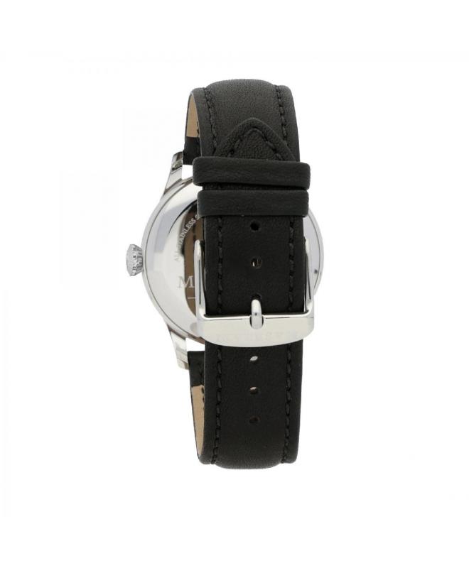 Orologio Maserati Tradizione 40mm pelle nera - galleria 2
