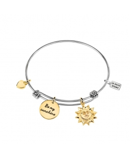 La Petite Story Bangle br lps sun and charms