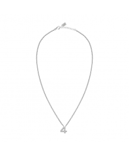 La Petite Story Lucky number necklace lps number 4-ss