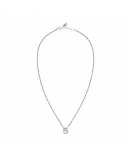 La Petite Story Lucky number necklace lps number 5-ss