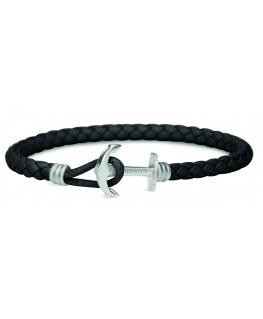 Paul Hewitt Anchor bracelet phrep lite st steel blac