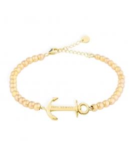 Paul Hewitt Bracelet anchor golden