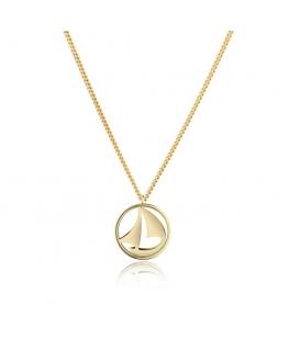Paul Hewitt Necklace boat golden