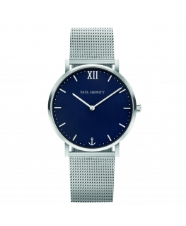 Paul Hewitt Watch sailor line blue dial br ss