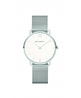 Paul Hewitt Watch miss ocean line white dial br ss