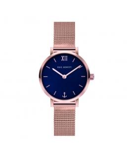 Paul Hewitt Watch sailor line blu dial mesh grose