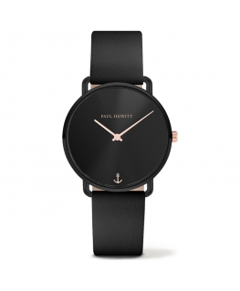 Paul Hewitt Watch miss ocean line black dial st blk