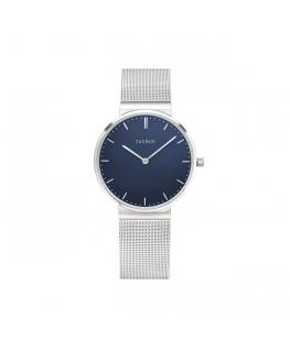 Tayroc Orol signature blue dial silver br