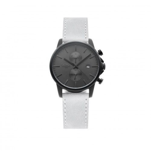 Tayroc Orol iconic black dial grey str