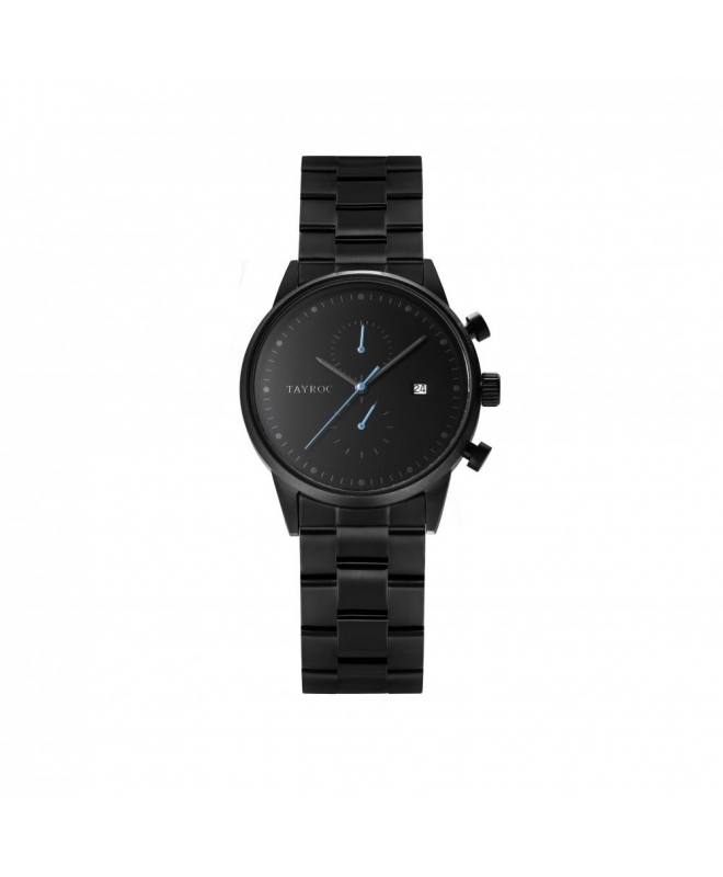Tayroc Orol boundless black dial matte black br - galleria 1