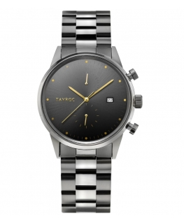 Tayroc Orol boundless black dial light grey br