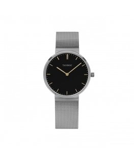 Tayroc Orol signature black dial light grey br