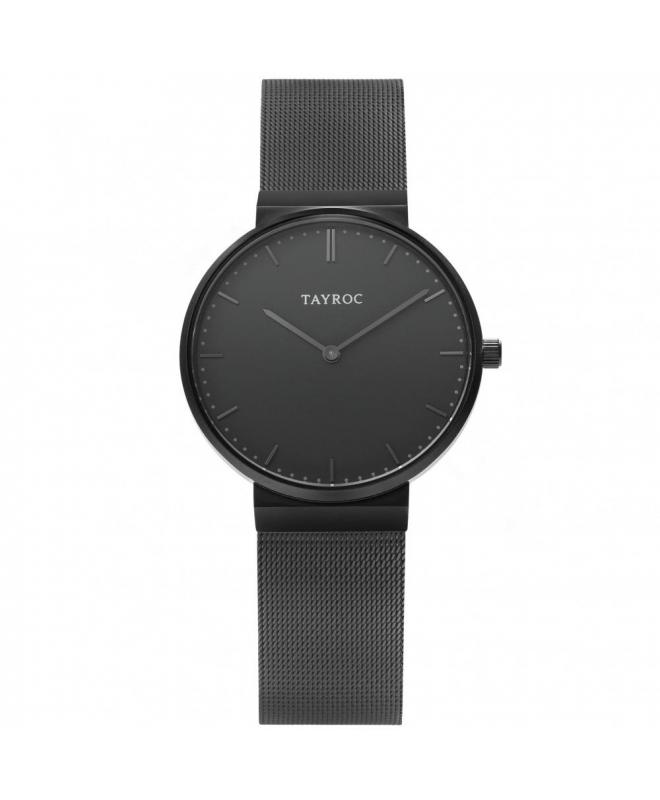 Tayroc Orol signature grey dial grey br - galleria 1
